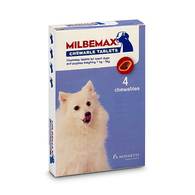Milbemax for Dog Supplies