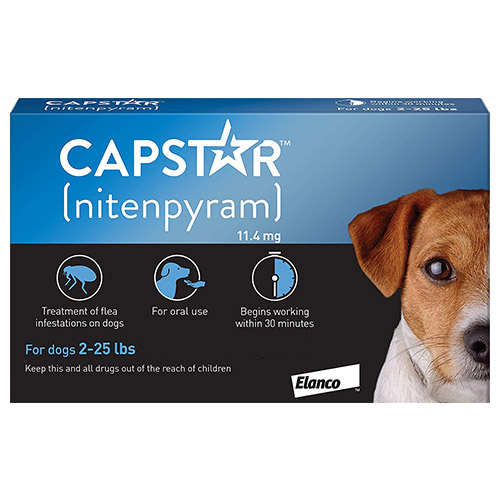 Capstar for Dog Supplies
