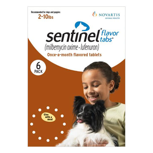 Sentinel for Dog Supplies