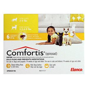 Comfortis for Cat Supplies