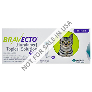 Bravecto Spot-On  for Cat Supplies