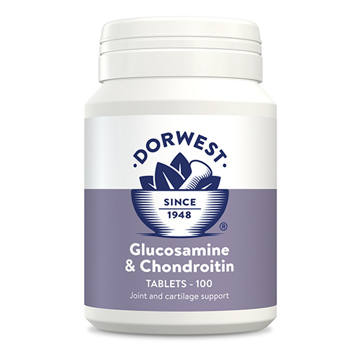 Glucosamine & Chondroitin Tablets For Dogs And Cats for Dog Supplies