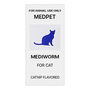 Mediworm  for Cat Supplies