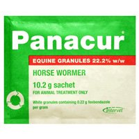 Panacur Equine Granules for Horse Supplies