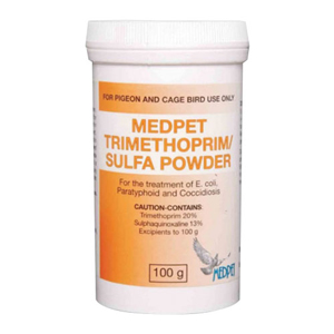 Trimethoprim Sulfa Powder for Bird Supplies
