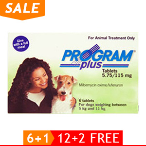 Program Plus for Dog Supplies
