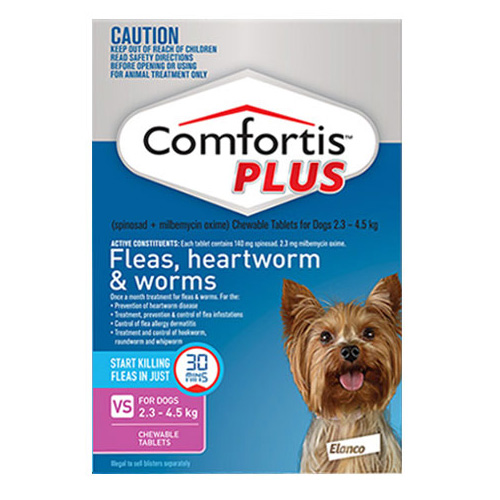 Comfortis Plus (Trifexis) for Dog Supplies