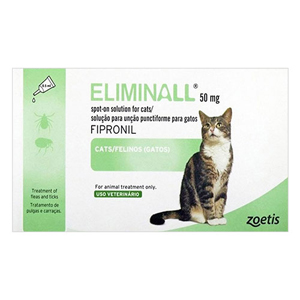 Eliminall Spot On for Cat Supplies