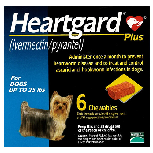 Heartgard Plus for Dog Supplies
