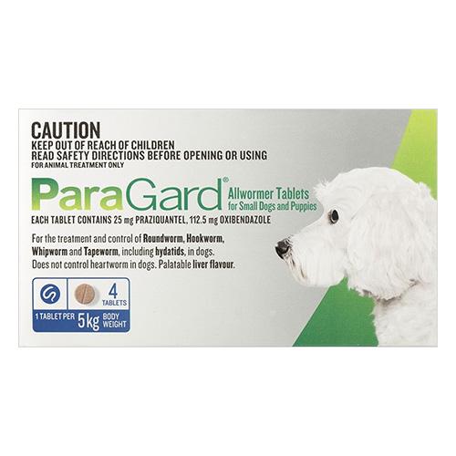 Paragard Allwormer