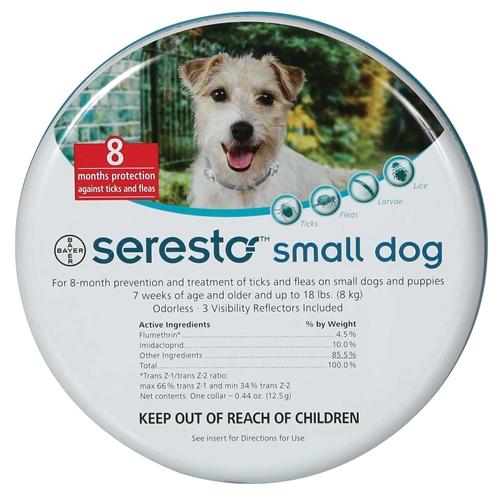 Seresto - The Flea & Tick Savior