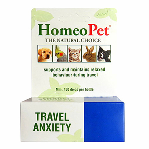 Homeopet Travel Anxiety