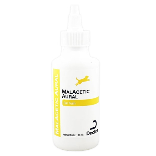 Malacetic Otic Ear  Cleaner For Cats