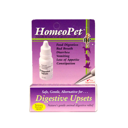 Digestive Upsets For Dogs/Cats
