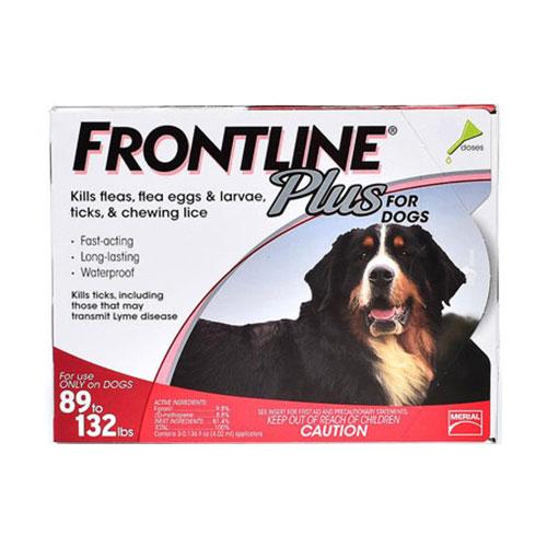 Frontline Large Dog  Pack