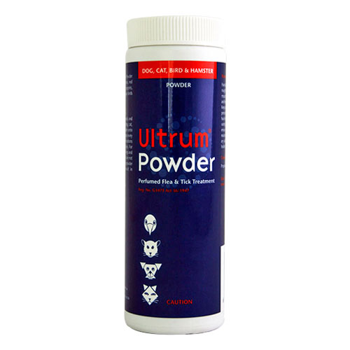 Ultrum Flea & Tick Powder for Dogs & Cats