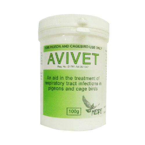Avivet  for Pigeons & Caged Birds