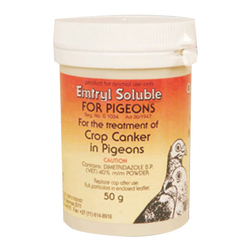 Emtryl Soluble Powder for Pigeons