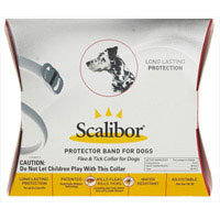 Scalibor Tick Collars Adjustable SML/MED 48 cm