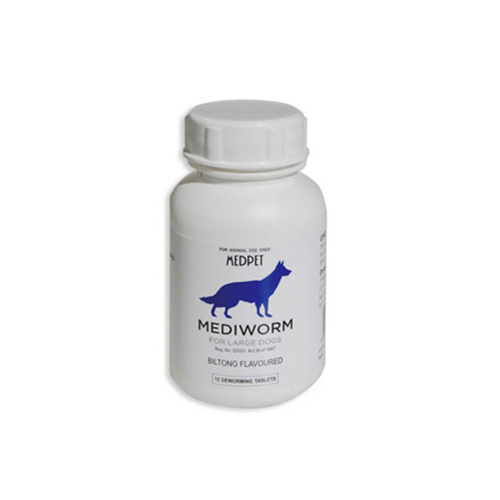 Mediworm For Dogs 22-88 lbs